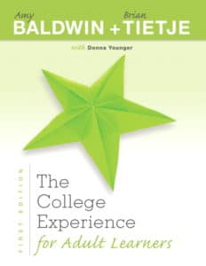 The College Experience for Adult Learners