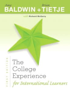 The College Experience for International Learners