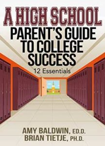 A High School Parent's Guide To College Success